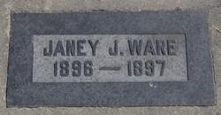 Janey Janette Ware
