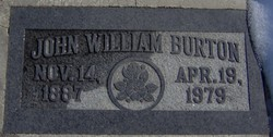 John William Burton