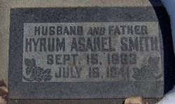 Hyrum Asahel Smith
