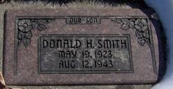 Donald Hodson Smith