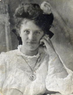 Mary Anna <I>Betker</I> Irish