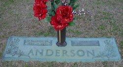 Julia Ophelia <I>Hamlin</I> Anderson