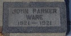 John Parker Ware