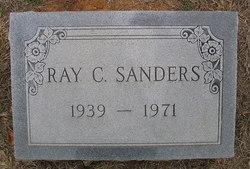 Ray Carlton Sanders
