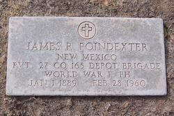 James Robert Poindexter