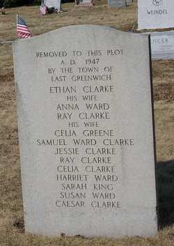 Anna <I>Ward</I> Clarke