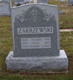 Dierdre A Zakrzewski