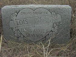 Elois Shannon