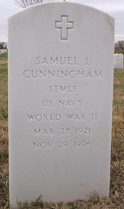 Samuel L Cunningham