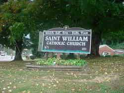 Saint William Catholic Church Columbarium