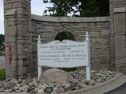 Perry Mount Park Cemetery