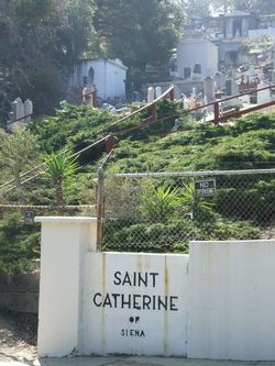 Saint Catherine of Siena Cemetery