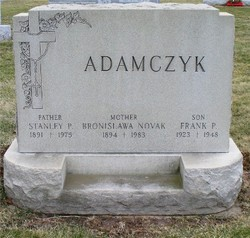 Stanley P Adamczyk