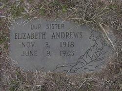 Elizabeth Andrews