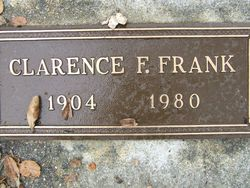 Clarence F. Frank