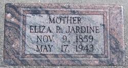 Eliza Burton <I>Rushforth</I> Jardine