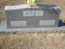 Nicholas Cecil Nail