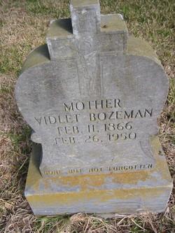 Violet Bozeman