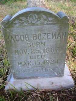 Jacob Bozeman
