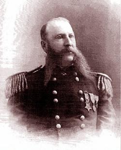 Gen Franklin George Butterfield
