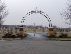 Saint Henrys Church Cemetery