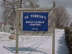 Saint Teresas Roman Catholic Cemetery