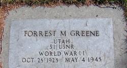Forrest Monroe Greene