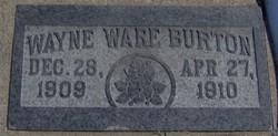 Wayne Ware Burton