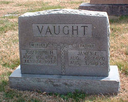 James E Vaught
