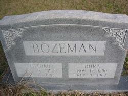 Dora <I>Penrice</I> Bozeman