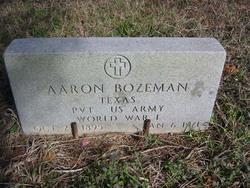 Aaron Bozeman