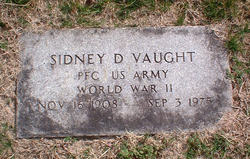 Sidney Dale Vaught