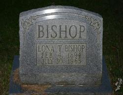 Lona May <I>Trammell</I> Bishop