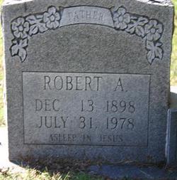 Robert Anthony Foster