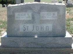 Bessie <I>Baird</I> St. John