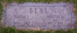 Dorothy <I>Dumore</I> Beal