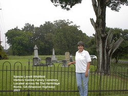 Watters-Gaines Cemetery