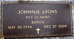 Johnnie Lyons