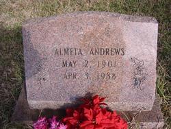 Almeta <I>Bozeman</I> Andrews