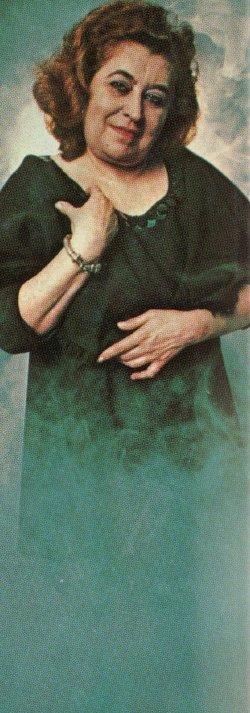 Sybil Fawcett Leek