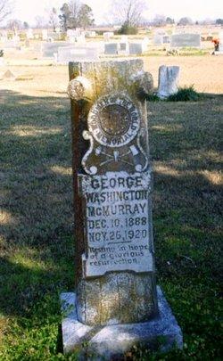 George Washington McMurray