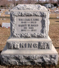 Nancy Wheeler <I>Riggs</I> King