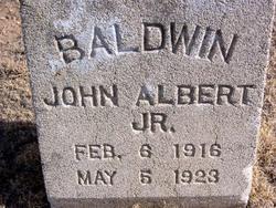 John Albert Baldwin Jr.