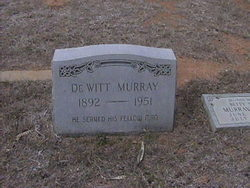 DeWitt Peacock Murray