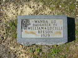 Wanda Lu Beeson