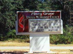 Piney Grove United Methodist Cemetery