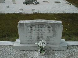 Corrie Elizabeth <I>Green</I> Batson