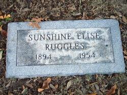 Sunshine Elise <I>Villiepique</I> Ruggles