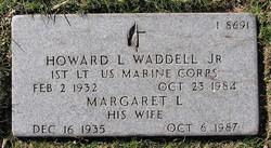 Howard L Waddell, Jr