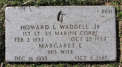 Margaret L Waddell